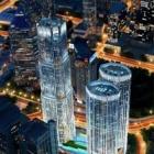 proyecto giacomini Tianjin International Trade Center