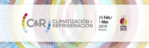 Climatización y Refrigeración 2019 Madrid