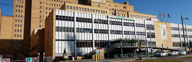 proyecto giacomini hospital miguel servet zaragoza